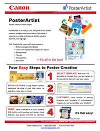 Poster Artist Overview